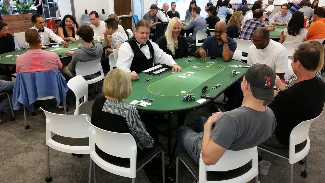 Casino Poker Tournaments